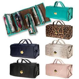 Joy Mangano Better Beauty Case Removable Pouch Hanging Cosme