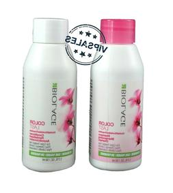 biolage colorlast shampoo and conditioner 1 7