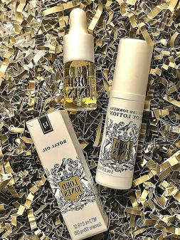 The Lord Jones | Body Lotion & Oil | Deluxe Trial/Travel Siz