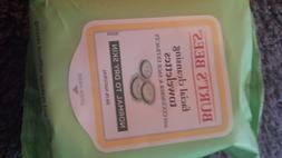 Burt's Bees Cucumber and Sage Facial Cleansing Towelettes -