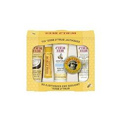 Burt's Bees Essential Everyday Beauty Gift Set, 5 Travel Siz