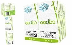 Caboo Tree Free Bamboo Facial Tissue Paper, Eco Friendly Tra