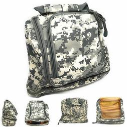 Camo Travel Organizer Accessory Toiletry Cosmetic Medicine M