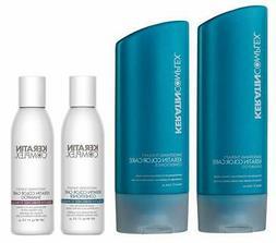 Keratin Complex Color Care Shampoo n Conditioner 13.5 Ounces