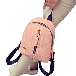 AutumnFall Women Casual Backpack Rucksack Cute School Backpa