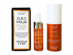 Sunday Riley CEO Glow Vitamin C + Turmeric Face Oil  Travel