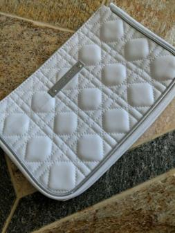 CHRISTIAN DIOR BEAUTY COSMETIC CASE TRAVEL BAG CASE QUILTED