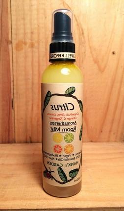 CITRUS Air Freshener Room Spray - Grapefruit, Lime, Lemon, O