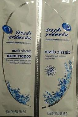 Head & Shoulders Classic Clean Dandruff Shampoo 33.8 Fl Oz
