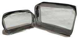 Clear Cosmetic Bag With Zipper Clear Toiletry Bag Waterproof