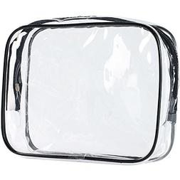 ScivoKaval Clear Carry-On Travel Toiletry Bag TSA Approved 3