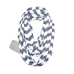 Clearance Sale! AutumnFall Portable Women Scarf with Pocket