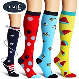 Laite Hebe Compression Socks, Compression Sock Women & Men -