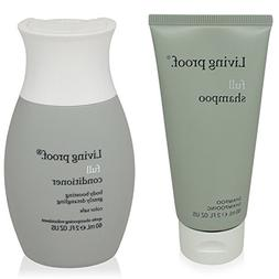Living Proof Full Shampoo and Full Conditioner Travel Size C