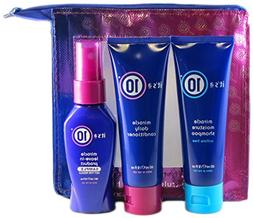 It's a 10 Haircare Conditioning Travel Bag Set