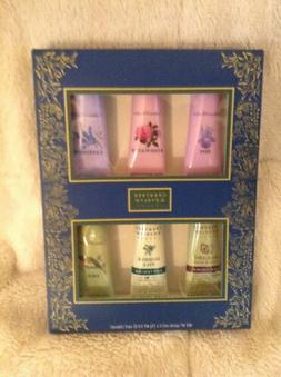 Crabtree & Evelyn Travel Size .9 Oz. Hand Therapy Set