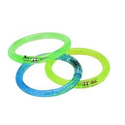 crystal acrylic flash bracelet party