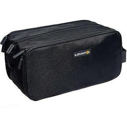 Dopp Kit  3 Compartments + Waterproof Bag – Easy Organizat