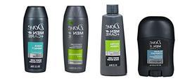 Dove Mens Deodorant + Body Wash Extra Fresh + Aqua Impact +