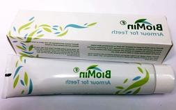 Biomin F toothpaste  x 6 tubes 18 ML SMALL TRAVEL POCKET  SI