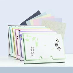 Facial Oil Control Film Blotters Blotting Beauty Paper Tissu
