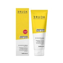 Acure Organics Facial Scrub, Brightening 4 oz. As Low As $7.