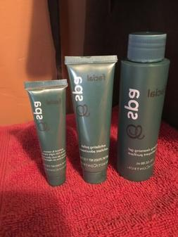 BeautiControl Facial Spa Skin Care 3 pc. Travel Set Cleanser