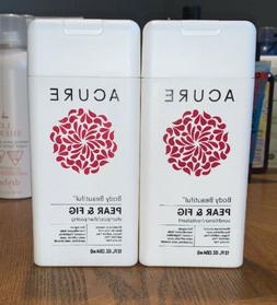 ACURE Body Beautiful Shampoo, Pear & Fig, 12 Fl. Oz.