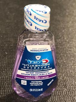 Fourty-Eight Crest Pro Health Advanced Purple Fluoride Mout