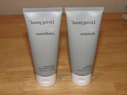 Living Proof Full Shampoo & Conditioner 2 Oz Each Deluxe Tra