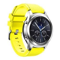 AutumnFall Gear S3 Classic Sport Watch Band,New Fashion Spor
