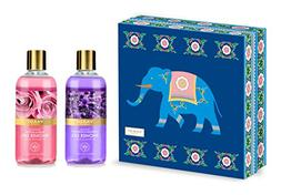 Shower Gel Gift Set - Sulfate-Free - Herbal Body Wash - Vaad