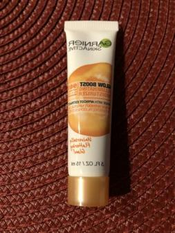 GARNIER GLOW BOOST ILLUMINATING MOISTURIZER .5 OZ  TRAVEL SI