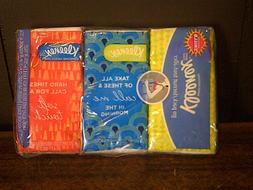 Kleenex Go Pack Facial Tissues, 10 Count,