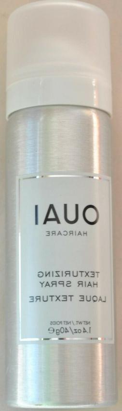 OUAI HAIRCARE Texturizing Hair Spray Travel Size 1.4 oz / 40
