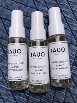 OUAI Haircare Volume Spray Travel Size 0.84 oz New X 3