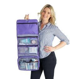 Hanging Toiletry Bag & Cosmetic Travel Organizer - Medium Si