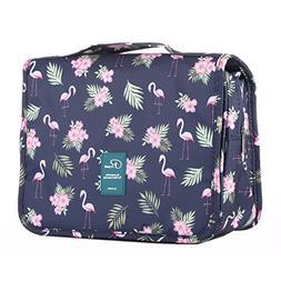 Hanging Toiletry Bag Travel Cosmetic Bag Waterproof Makeup P