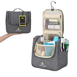 Travel Hanging Toiletry Bag by Hikenture | Cosmetics, Makeup