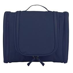 MoModer Hanging Toiletry Bag Travel Cosmetic Kit,Large Water