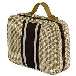 Bellemonde Hanging Toiletry Bag Travel Kit for Men and Women
