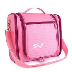 Large Hanging Travel Toiletry Bag - MelodySusie Heavy Duty W