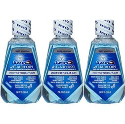 Crest Pro-Health Multi-Protection Clean Mint Oral Rinse Trav