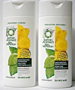 Herbal Essences Wild Naturals - Detoxifying Shampoo & Condit