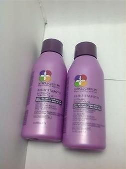 Pureology Hydrate Sheer Shampoo & Conditioner Set  Travel Si