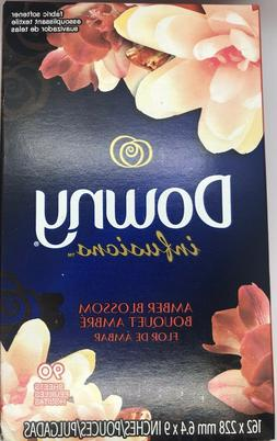 Downy Infusions Amber Blossom 90 Dryer Sheets