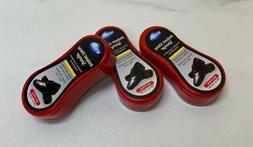 WYSMA Instant Shine Sponge Shoe Travel Size - 3 Pieces NEUTR