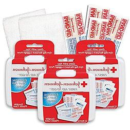 Johnson & Johnson First First Aid Kit Travel Size