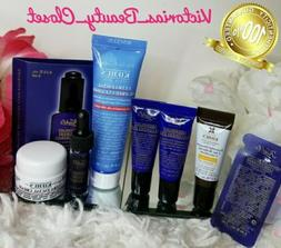 Kiehl's 7 pc Skin Care Travel Set: Ultra Facial Cleanser/ Cr