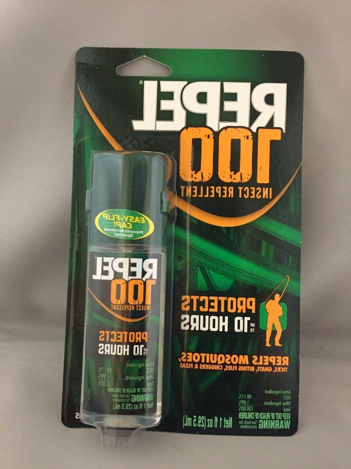Repel 100 Mosquito Tick Bug Flies Repellent DEET 3-Pack
